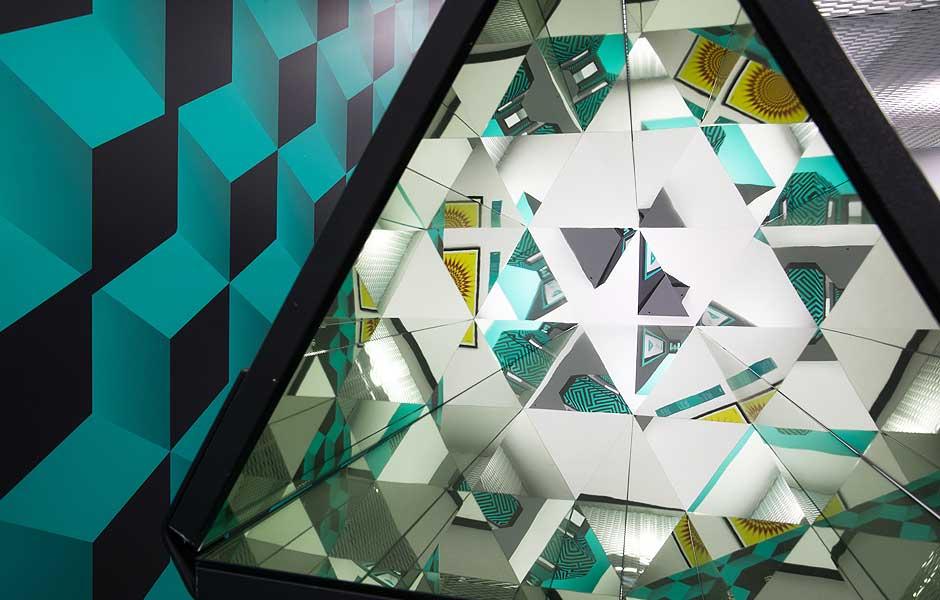 Museum of illusions tbilisi kaleidoscope